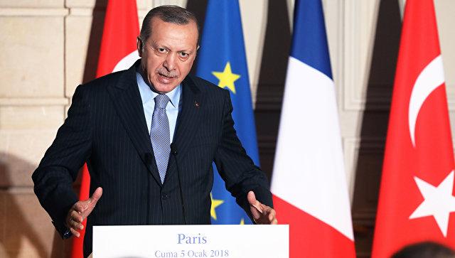Эрдоган заявил об усталости Турции от переговоров о членстве в ЕС