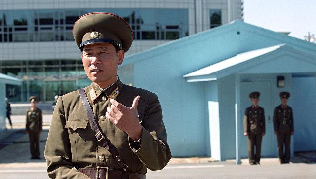 Начались переговоры между КНДР иЮжной Кореей