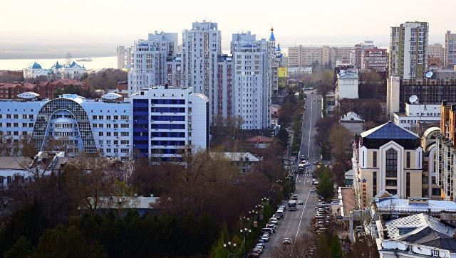 Города России. Хабаровск. Архивное фото