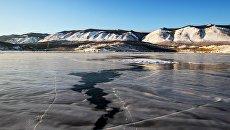 Природа России. На озере Байкал. Архивное фото
