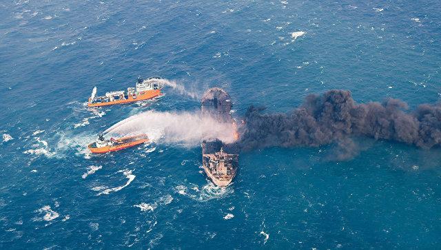 Число погибших  столкновения кораблей вВосточно-Китайском море выросло до  3-х