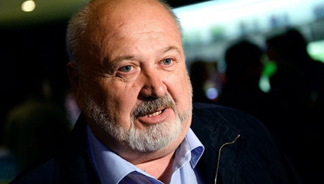 Ректор ВГИК Владимир Малышев. Архивное фото
