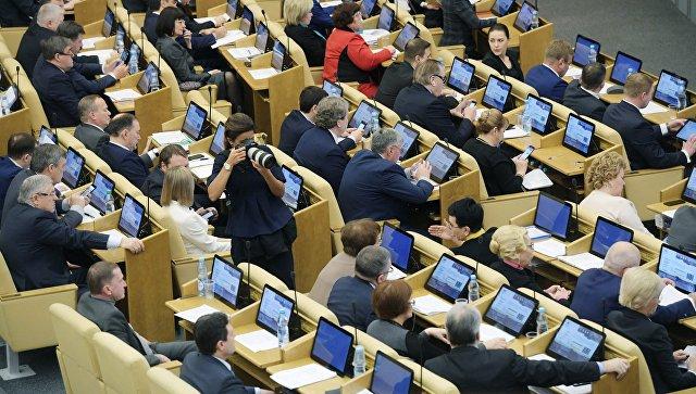 В Госдуме прокомментировали запрет российских телепередач в Молдавии
