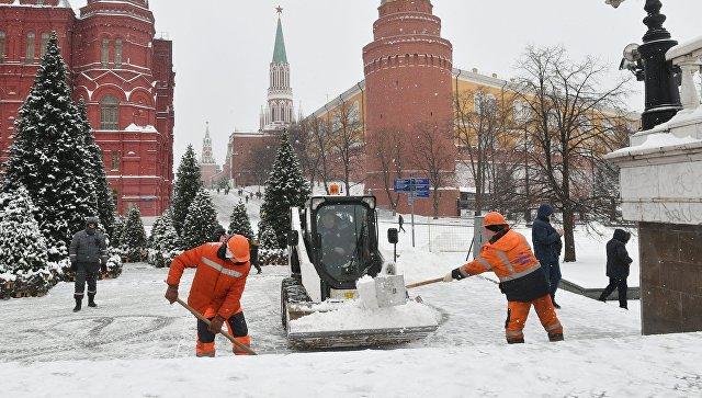 Первая снежная битва зимы: как в Москве убирают снег