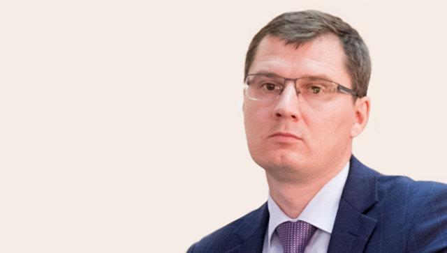 Директор департамента государственной политики и регулирования в сфере охраны окружающей среды Минприроды Андрей Колодкин