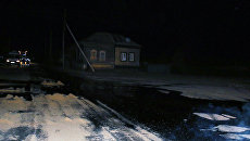 Ликвидация последствий порыва магистрального нефтепровода под Саратовом. 18 января 2018