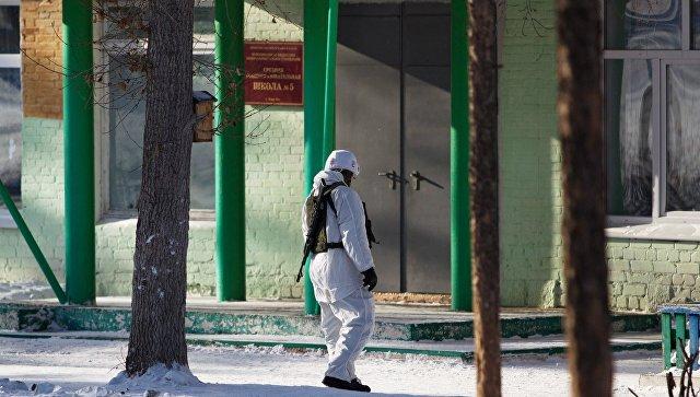 Школа в Улан-Удэ, где произошло нападение, возобновила работу