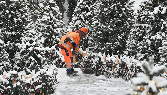 Синоптики предупредили оснегопадах в столице 27января