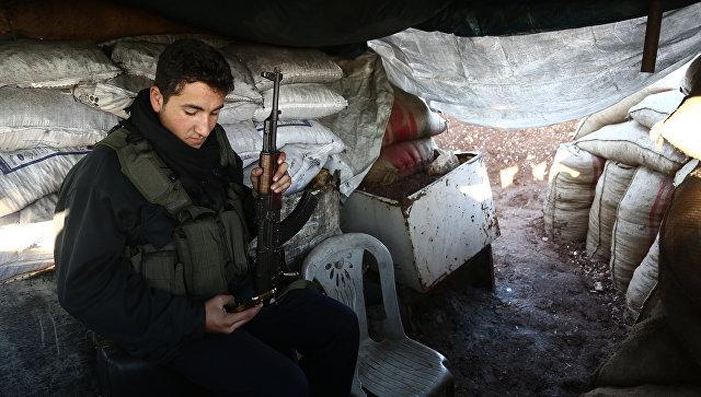 Генштаб Турции сообщил о гибели военного в ходе операции в Африне