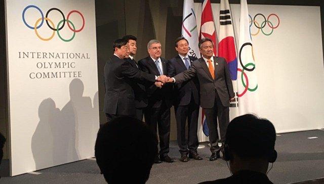 Китай призвал КНДР и Южную Корею сохранить диалог и после Олимпиады