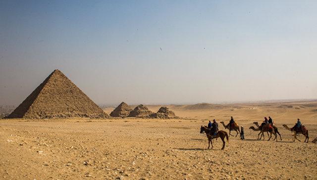 """Ученые разгадали """"загадку"""" древнеегипетской мумии"""