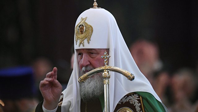 Патриарх потрясен расстрелом верующих в Кизляре
