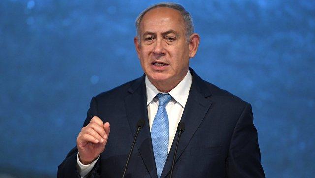 Нетаньяху обвинил Аббаса в бегстве от мира и спонсировании терроризма