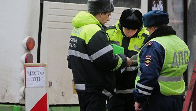 Врачи рассказали о состоянии пострадавших в ДТП на севере Москвы