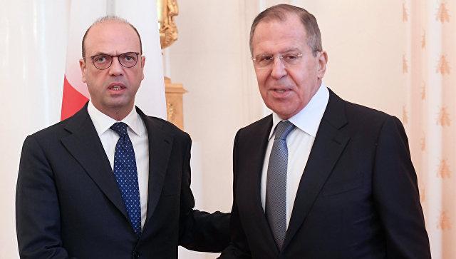 Руководитель МИД Италии: Российская Федерация всегда была надежным партнером ипоставщиком газа