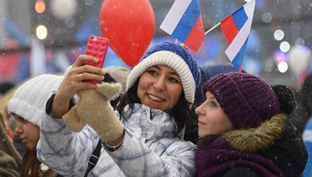 Вакции «Россия вмоем сердце» приняли участие 250 тыс. «единороссов»