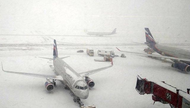 Самолеты в аэропорту Шереметьево. Архивное фото