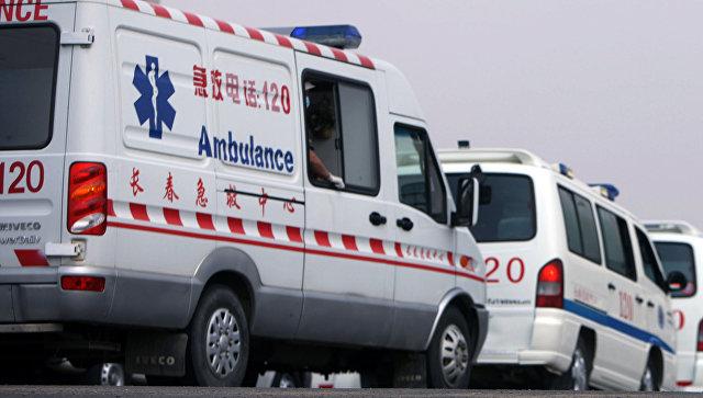 В Китае ДТП унесло жизни 18 человек