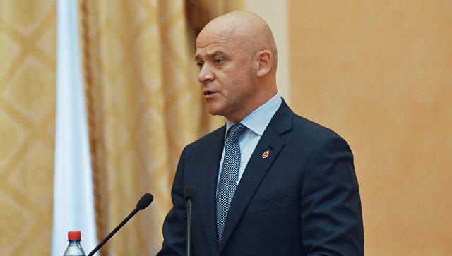 Мэр Одессы Геннадий Труханов. Архивное фото
