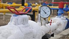 Газовое оборудование в Львовской области. Архивное фото