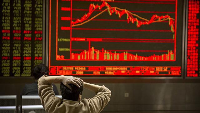 График цен на акции