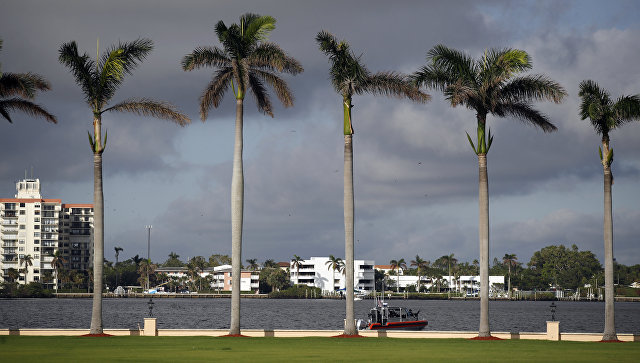 Побрежье во Флориде, США. Архивное фото