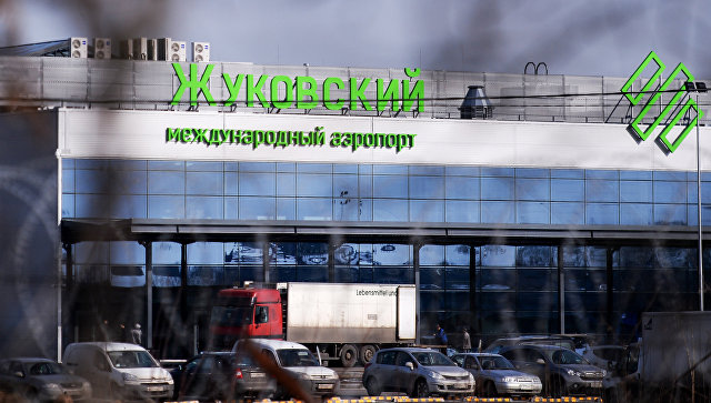 В международном аэропорту «Жуковский» столкнулись два самолета