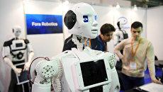 Робототехнический фестиваль в Москве приглашает волонтеров