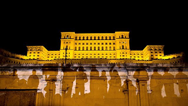 Ситуация в Бухаресте. Архивное фото