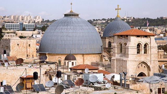 Палестинцы осудили готовящийся перенос посольства США в Иерусалим