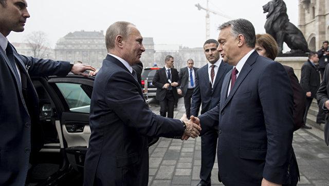 """Запад разрушают изнутри """"маленькие Путины"""""""