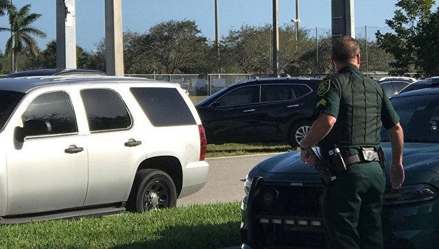 Стрельба в школе во Флориде. 14 февраля 2018 года