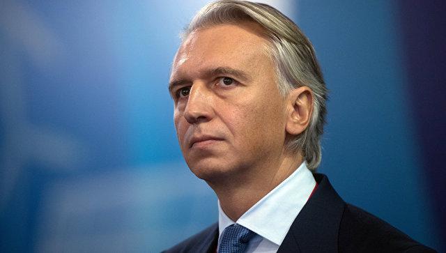Председатель правления, генеральный директор ПАО Газпром нефть Александр Дюков. Архивное фото