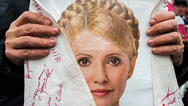 Социологи: Тимошенко одолела бы Порошенко напрезидентских выборах