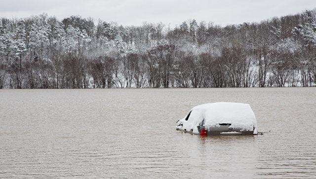 Два человека погибли из-за шторма в Кентукки