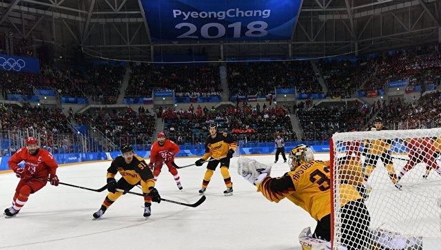 New York Post назвала сборную РФ похоккею «командой без страны»