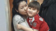 Ангел без крылышек. Пятилетнего Сашу Хонина спасет операция