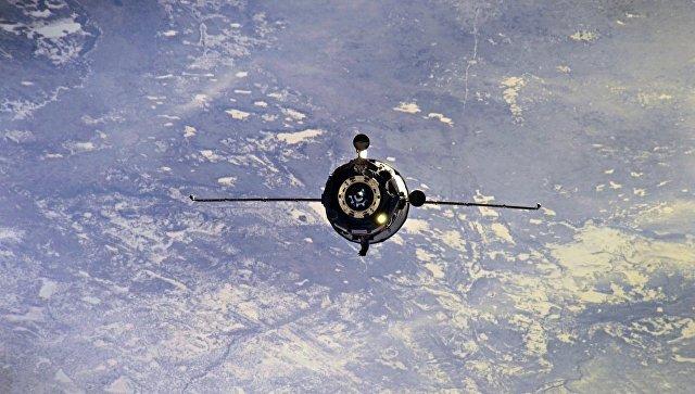 «Прогресс МС-07» приступил ксходу срабочей орбиты