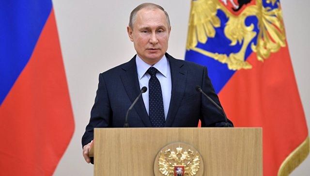 РФ справилась сновыми нелегкими вызовами вэкономике— Путин