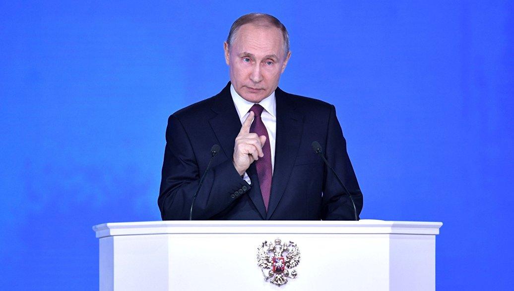Путин совершено уверен в своей победе сегодня
