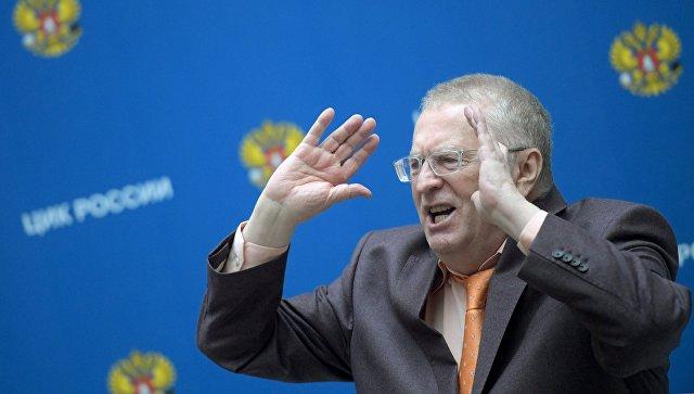 Жириновский предложил упразднить должность президента