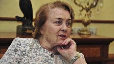 Разведчица-нелегал Людмила Нуйкина. архивное фото