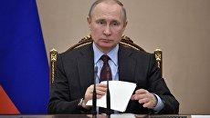 Президент России Владимир Путин