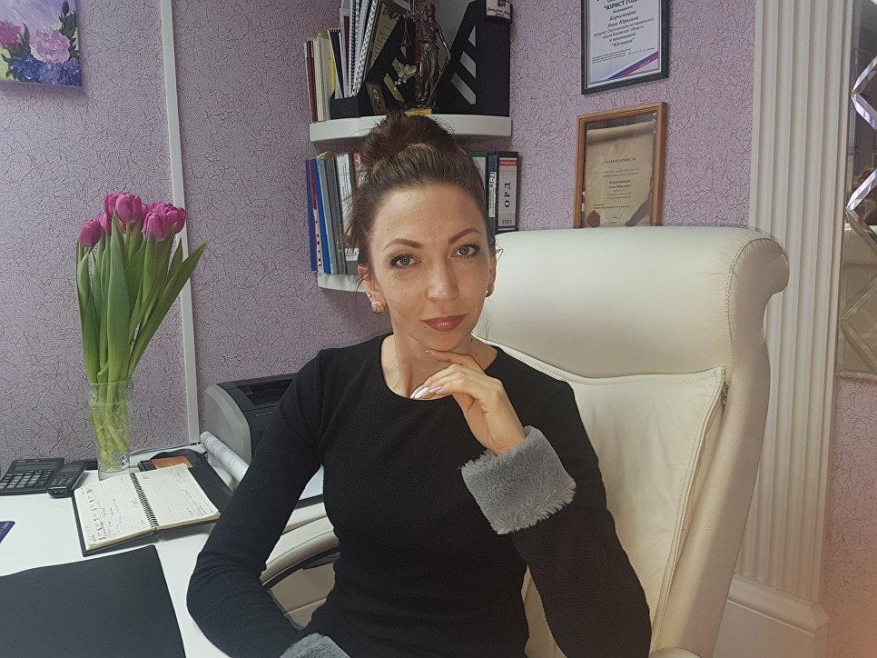 Нотариус Омутнинского нотариального округа Кировской области Анна Корчемкина