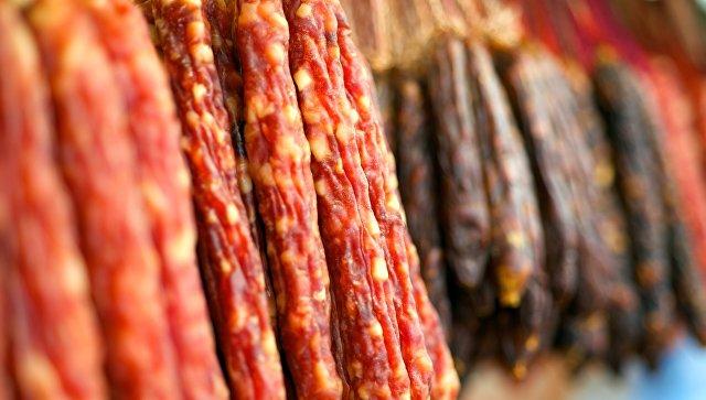 В Госдуме призвали совершенствовать ГОСТы колбасы