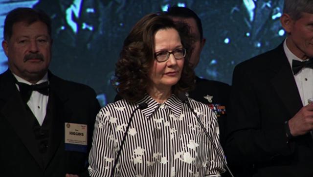 Заместитель главы ЦРУ Джина Хаспел. Архивное фото