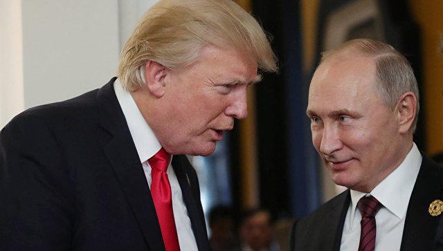 Финляндия готова провести встречу Путина и Трампа