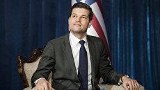 Помощник Госсекретаря США по Европе и Евразии Уэсс Митчелл. Архивное фото