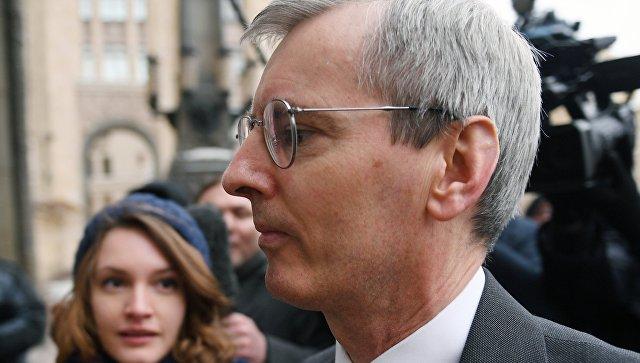 Посол Британии подтвердил, что Лондон проинформировали об ответных мерах