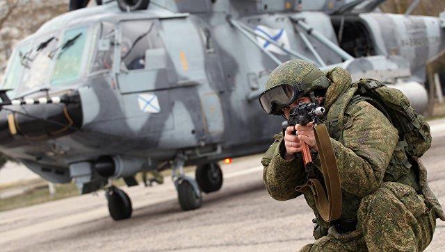 Неменее тысячи военнослужащих ВДВ одновременно десантировались научениях под Рязанью